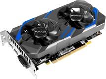 Видеокарта nVidia GeForce GTX1050 Ti KFA2 1-CLICK OC 4G 4Gb (50IQH8DSQ31K)
