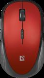 Мышь Defender Hit MM-415 Red (52415)