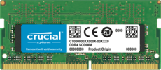 Оперативная память 4Gb DDR4 3200Mhz Crucial SO-DIMM (CT4G4SFS632A)