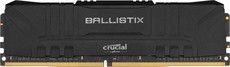 Оперативная память 8Gb DDR4 2666MHz Crucial Ballistix Black (BL8G26C16U4B)