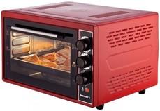 Мини-печь KRAFT KF-MO 3804 Red