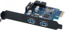 Контроллер Orico PVU3-2O2I