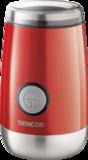 Кофемолка Sencor SCG 2050RD