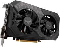 Видеокарта nVidia GeForce GTX1650 ASUS 4Gb (TUF-GTX1650-O4GD6-P-GAMING)