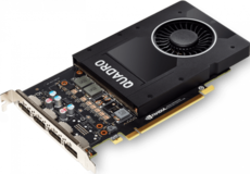Профессиональная видеокарта nVidia Quadro P2200 HP 5Gb (6YT67AA)