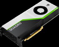 Профессиональная видеокарта nVidia Quadro RTX8000 PNY 48Gb (VCQRTX8000STU-PB)