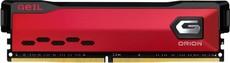 Оперативная память 8Gb DDR4 3200MHz GeIL ORION Red (GOR48GB3200C16BSC)