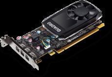 Профессиональная видеокарта nVidia Quadro P400 Lenovo 2Gb (4X60N86657)