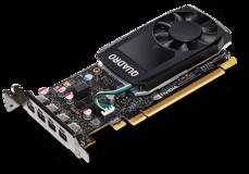 Профессиональная видеокарта nVidia Quadro P620 Lenovo 2Gb (4X60R60468)