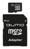 Карта памяти 16Gb MicroSD QUMO Class 10 (QM16MICSDHC10)