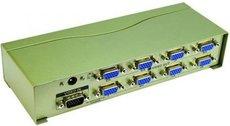 Разветвитель VCOM VGA - 8xVGA (VDS8017)