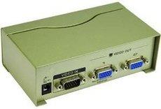 Разветвитель VCOM VGA - 2xVGA (VDS8015)
