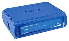 Коммутатор (switch) TRENDnet TE100-S5