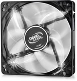 Вентилятор для корпуса DeepCool Wind Blade 120 White