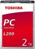 Жёсткий диск 2Tb SATA-III Toshiba L200 (HDWL120EZSTA)