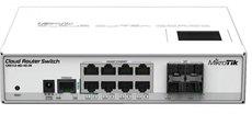 Коммутатор (switch) MikroTik CRS112-8G-4S-IN