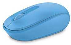 Мышь Microsoft Wireless Mobile Mouse 1850 Cyan Blue (U7Z-00058)