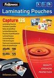 Плёнка для ламинирования Fellowes FS-53067