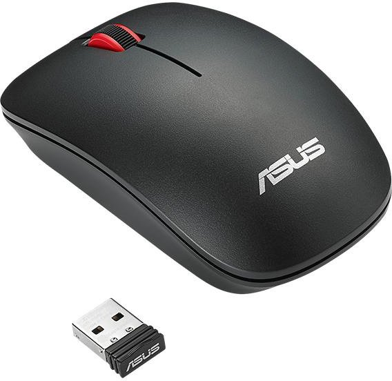 Мышь ASUS WT300 Black/Red