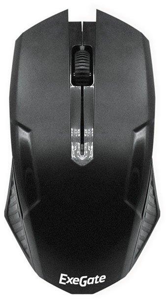 Мышь Exegate SH-9025L Black
