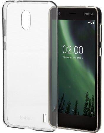 Чехол Nokia 1A21QGH00VA Transparent