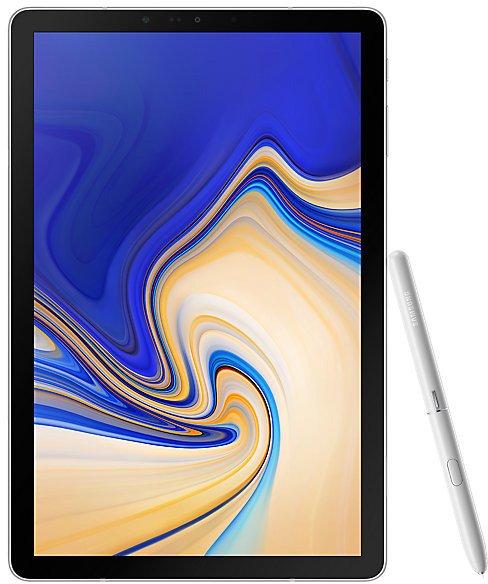 Планшетный компьютер Samsung Galaxy Tab S4 LTE SM-T835 Silver