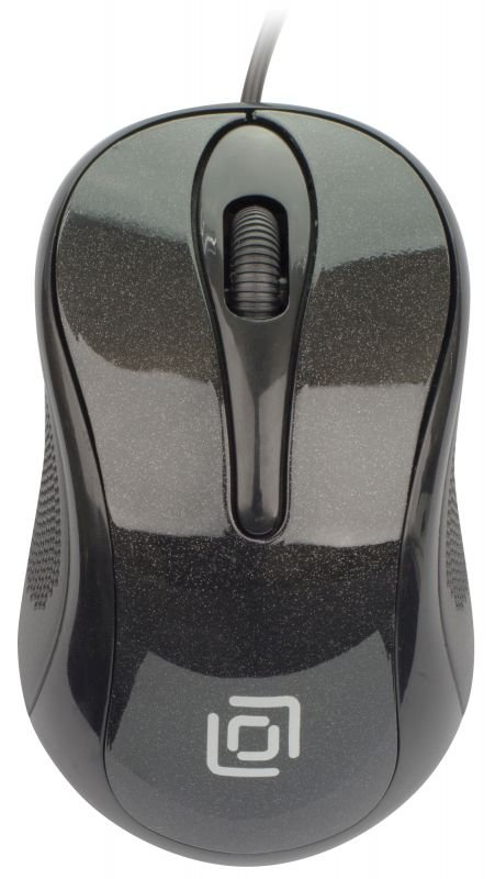 Мышь Oklick 385M Black