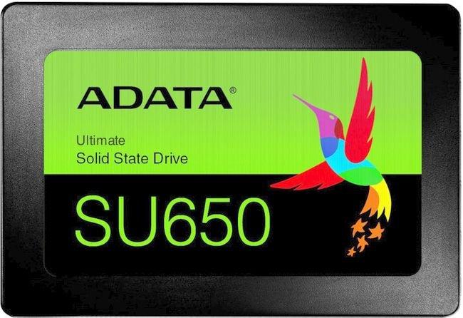 Твердотельный накопитель 120Gb SSD ADATA Ultimate SU650 (ASU650SS-120GT-R)