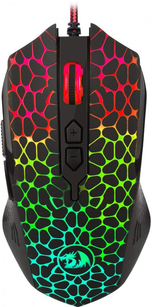 Мышь Redragon Inquisitor RGB