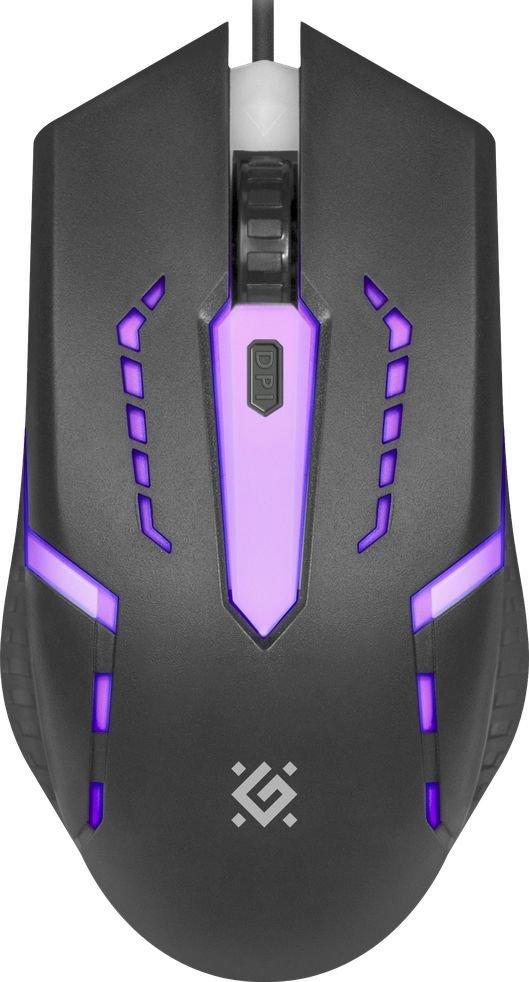 Мышь Defender MB-600L (52600)