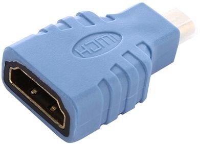 Переходник Greenconnect HDMI (F) - Micro HDMI (M) (GCR-50938)