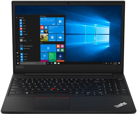 Ноутбук Lenovo ThinkPad Edge E590 (20NB000YRT)