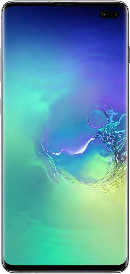 Смартфон Samsung Galaxy S10+ 128Gb Green (SM-G975F)