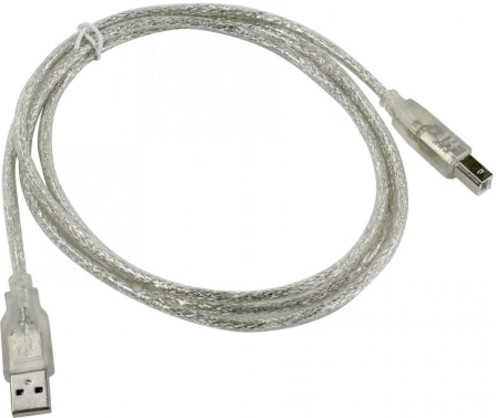 Кабель Telecom USB 2.0 A (M) - B (M), 1.5м (TUS6995-1.5M)