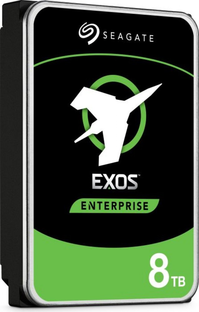 Жсткий диск 8Tb SAS Seagate Exos 7E8 (ST8000NM001A)
