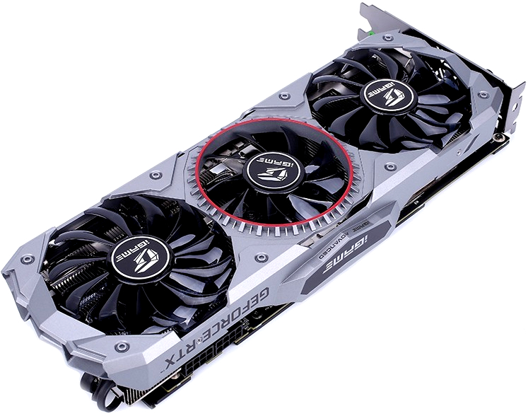 Видеокарта nVidia GeForce RTX2060 Colorful PCI-E 6144Mb (RTX 2060 Advanced OC-V)