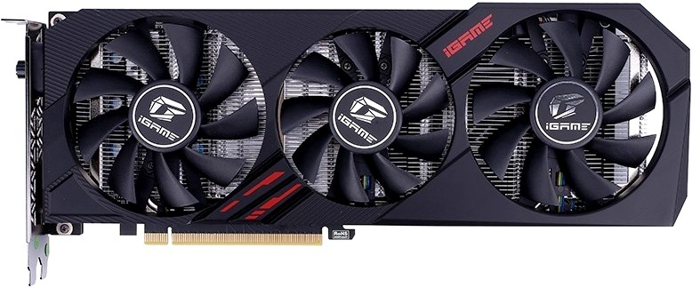 Видеокарта nVidia GeForce GTX1660 Colorful PCI-E 6144Mb (GTX 1660 Ultra 6G-V)