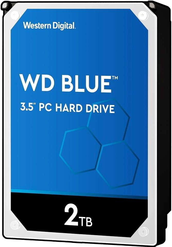 Жсткий диск 2Tb SATA-III Western Digital Blue (WD20EZAZ)