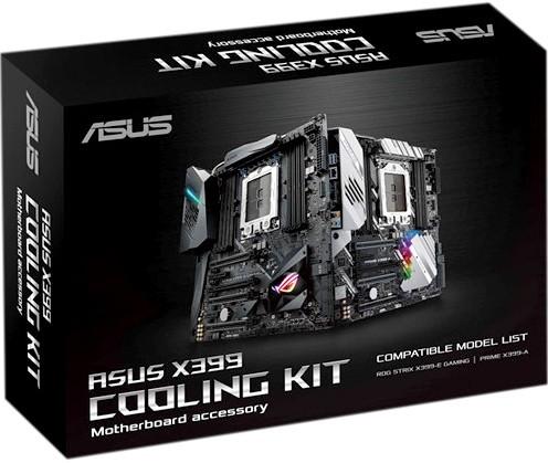 Набор для установки дополнительного охлаждения ASUS X399 COOLING KIT