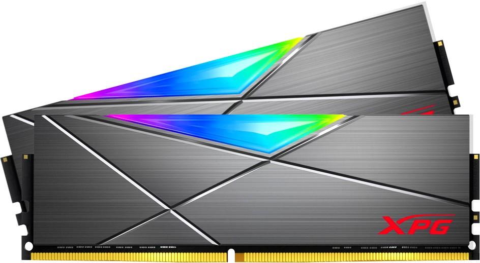 Оперативная память 16Gb DDR4 3200MHz ADATA XPG Spectrix D50 RGB (AX4U32008G16A-DT50) (2x8Gb KIT)