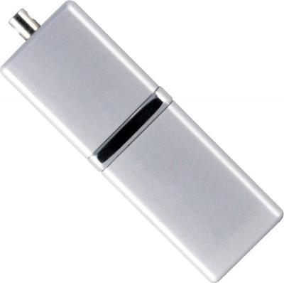USB Flash накопитель 16Gb Silicon Power LuxMini 710 Silver (SP016GBUF2710V1S)
