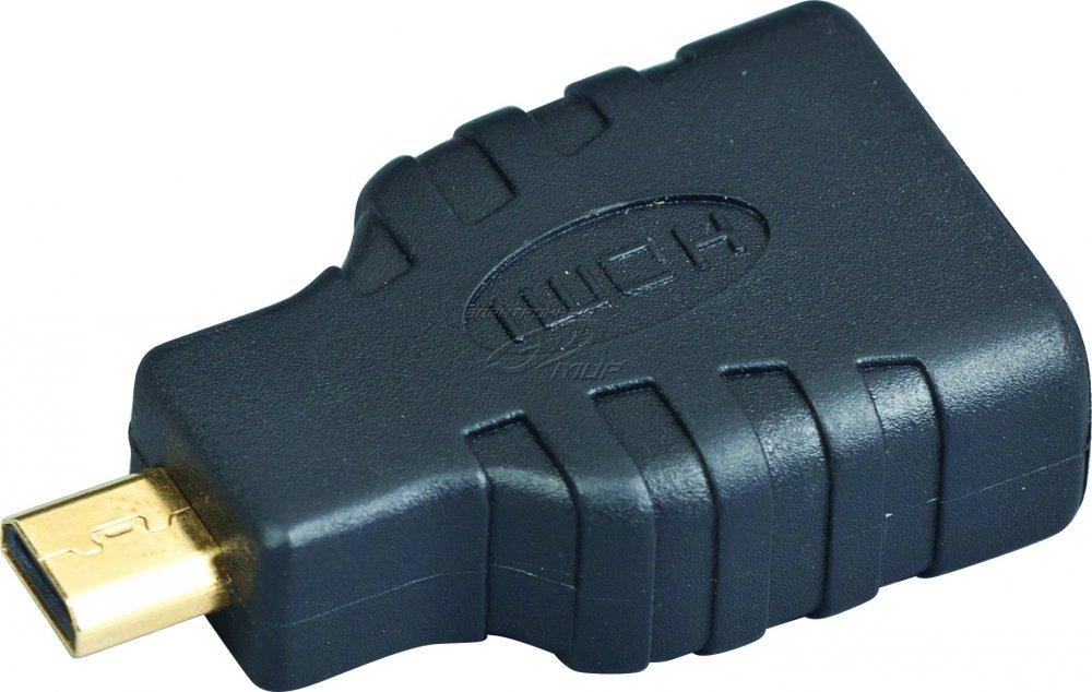 Переходник Gembird HDMI (F) - Micro HDMI (M) (A-HDMI-FD)