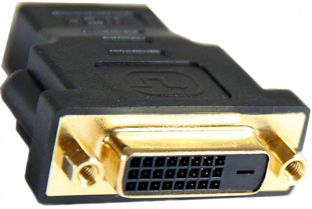 Переходник AOpen DVI-D (F) - HDMI (M) (ACA311)