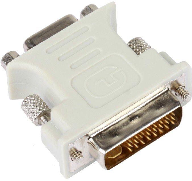 Переходник VCOM DVI-I (M) - VGA (F) (VAD7817)