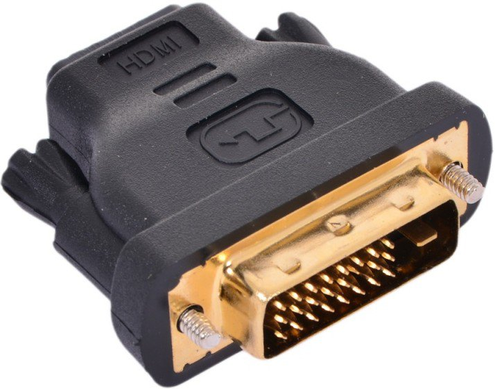Переходник VCOM HDMI (F) - DVI-D (M) (VAD7818)