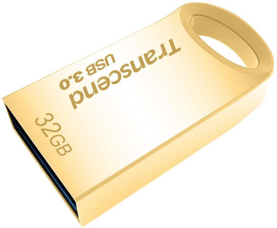 USB Flash накопитель 32Gb Transcend JetFlash 710 Gold (TS32GJF710G)