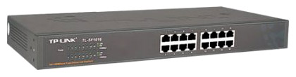Коммутатор (switch) TP-Link TL-SF1016